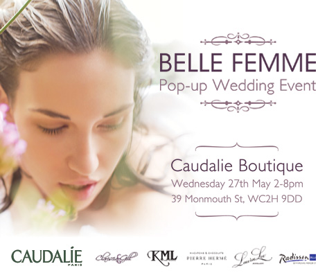 Please see details here for making your bookings; http://www.eventbrite.co.uk/e/belle-femme-pop-up-wedding-event-tickets-16499444282