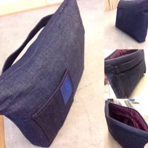 Laptop Bag by CG Bespoke Accessories
