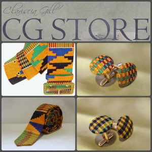 Kente accessories