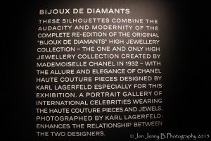 Coco Chanel Bijoux, coco chanel, jewellery, saatchi gallery,