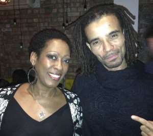 Akala spoken word hip hop artist,  Clariscia Gill fashion designer,  three little birds, brixton