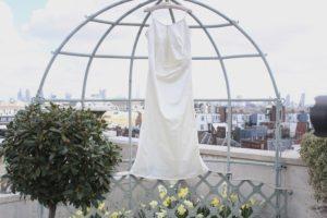 Dorchester Hotel, London, wedding dress, CG Bridal,