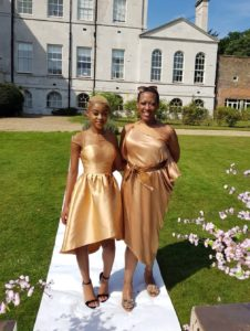 CG couture, wedding day, wedding guests outfits, addigton palace,